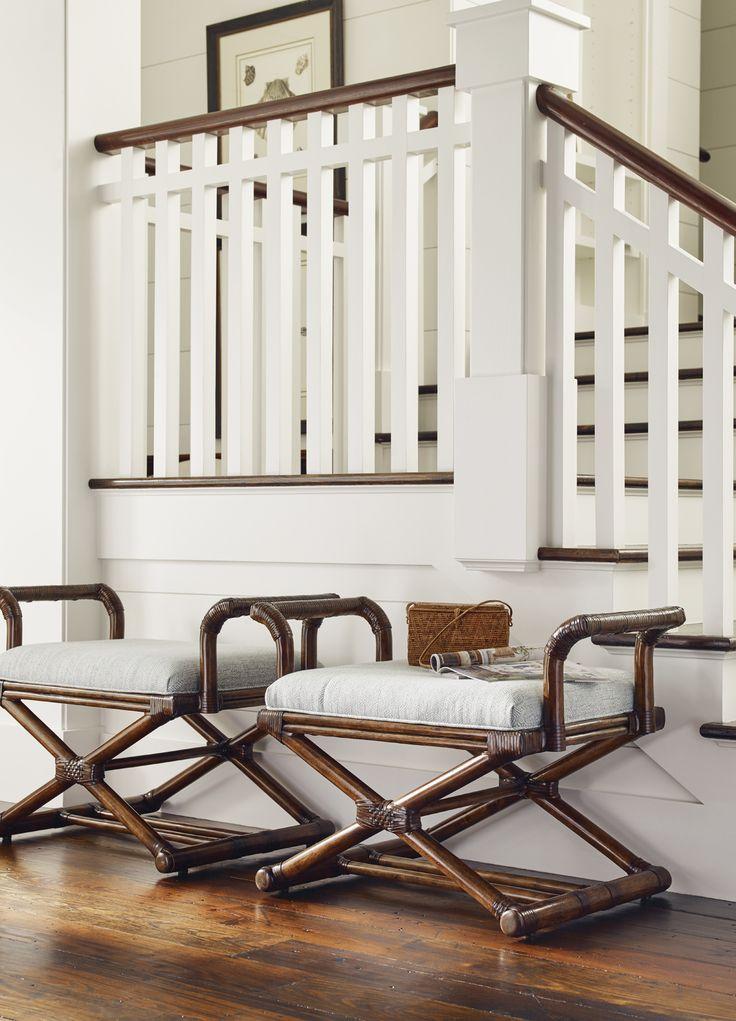 Bali Hai Echo Beach Bench | Coastal Benches | Tommy Bahama Furniture