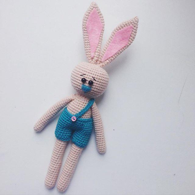 7 best nyuszi images on Pinterest | Crochet animals, Crochet bunny ...