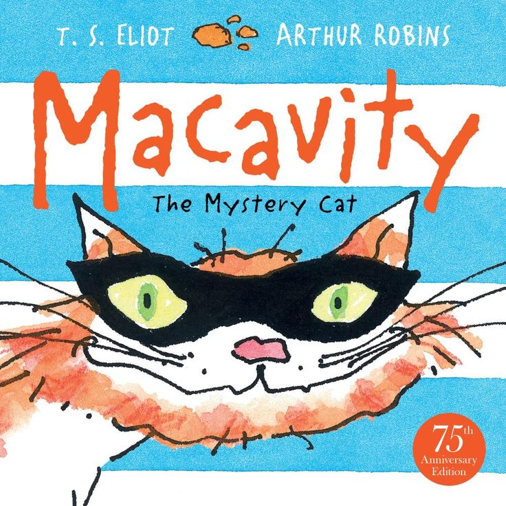 'Macavity' by T.S. Eliot and Arthur Robins