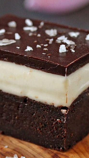Goat Cheese Brownies | Desssssssserts!!;) | Pinterest