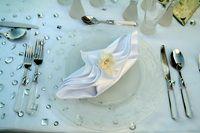 Svatební dekorace tabule - Svatební dekorace, svatební výzdoba a svatební tabule   FLEUR imitée