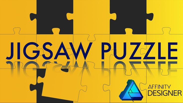 10 Jigsaw Puzzle with Symbols – Affinity Designer – Part 1In this tutorial I will show you how to create a jigsaw puzzle with your own photos in Affinity Designer with symbols.  In a second part, I will show you how to export the 15 puzzle pieces to PNG files in one step using Export Persona.