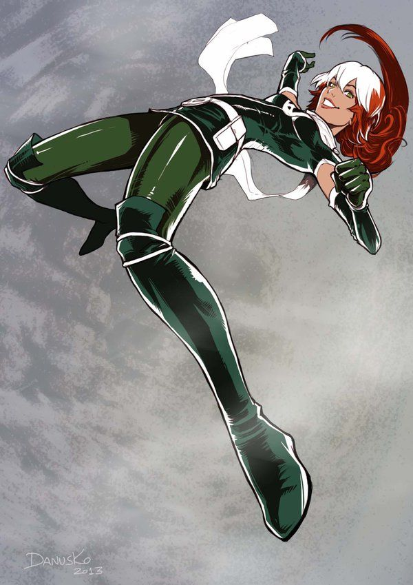 Pin by Soundwave250 on Marvel/DC   Rogues, Marvel rogue ...