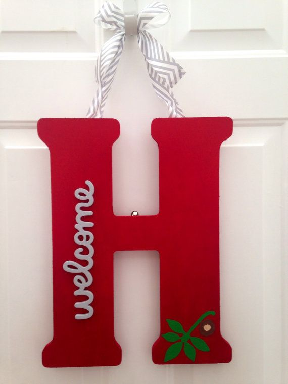 Hey, I found this really awesome Etsy listing at https://www.etsy.com/listing/196881487/custom-ohio-state-themed-initial-wooden