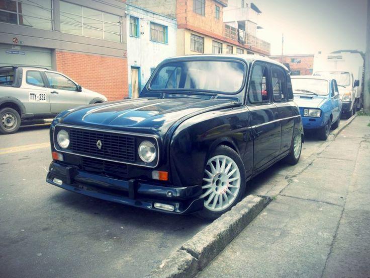R4 2.0 turbo - Bogotá Colombia