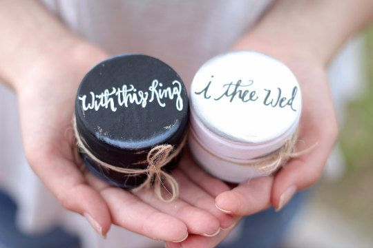 With this ring, I thee wed. #ringbearer #DesignLifeStudio @Etsy