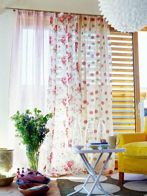 Patchwork de cortinas Inspiração Do Dia | - Página 22