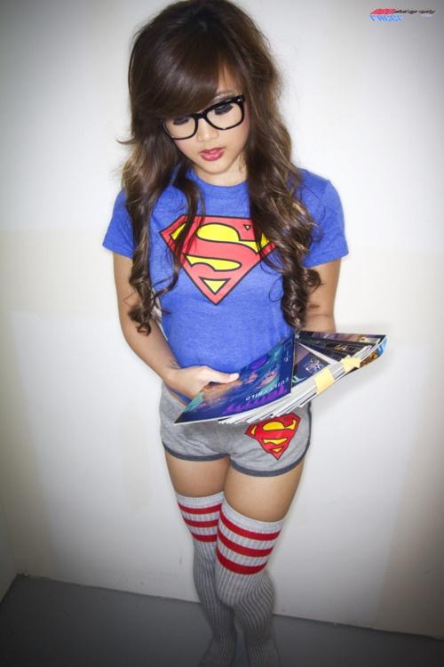 real-teen-geek-girl