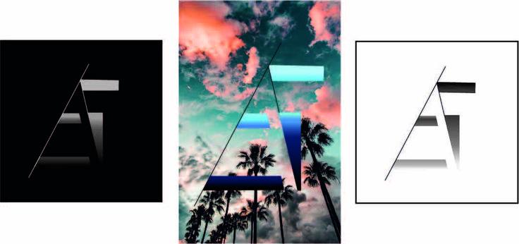 Logo initialen SA