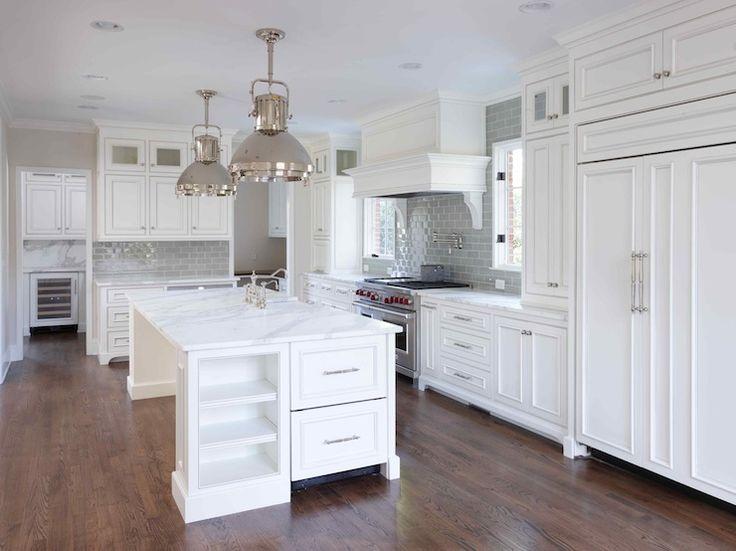 dream kitchen from website stunning l shaped kitchen