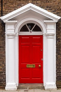 Jacek Wojnarowski - Red gregoriánský přední dveře