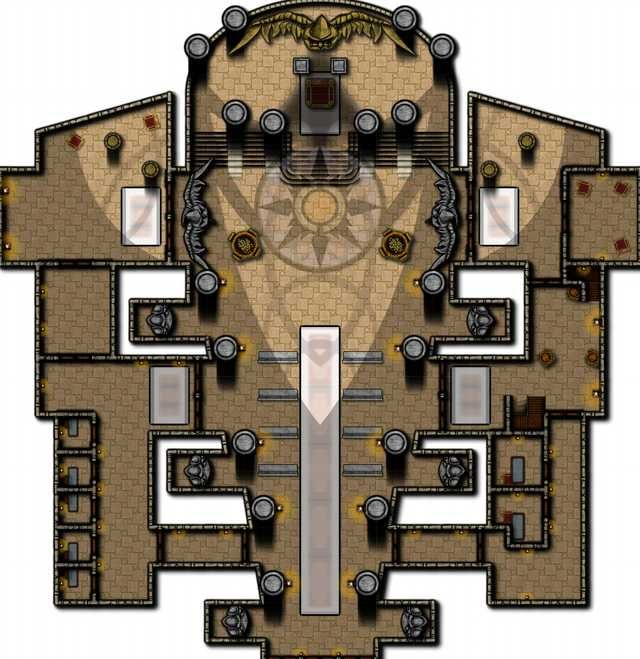 Orzhov Church Tabletop Rpg Maps Dungeon Maps Dnd World Map