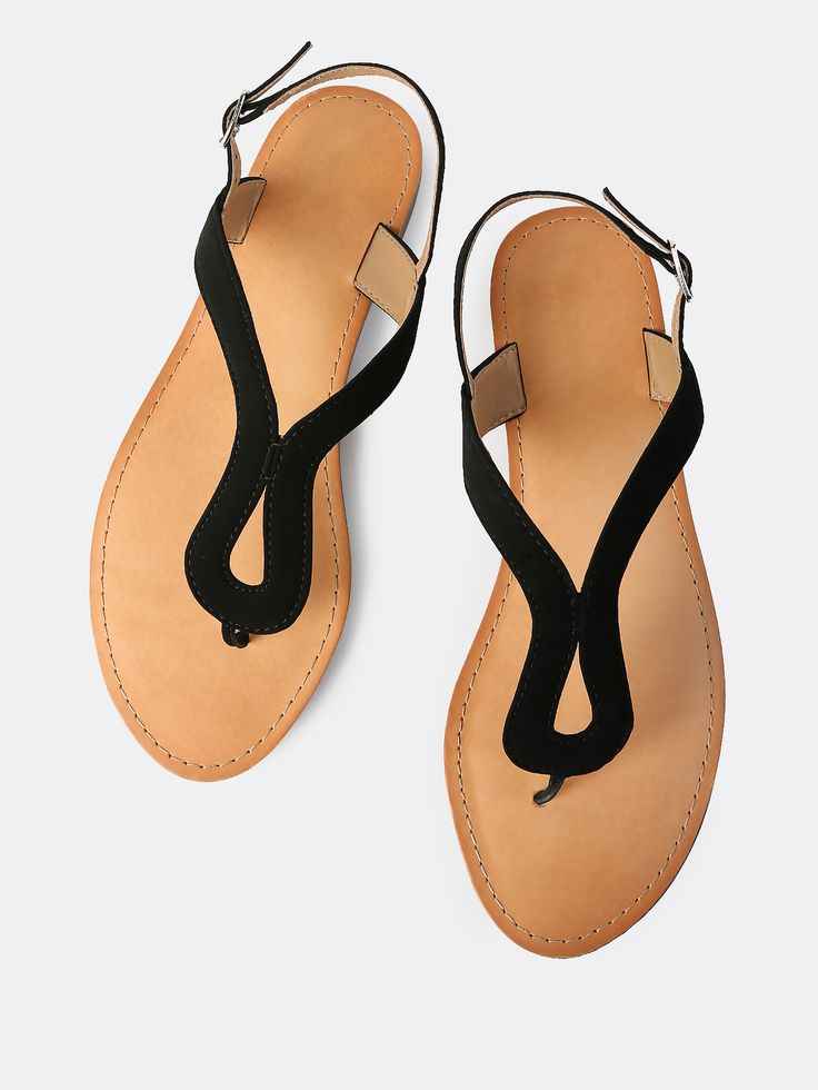 Shop Suede Loop Thong Sandal BLACK online. SheIn offers Suede Loop Thong Sandal BLACK & more to fit your fashionable needs.