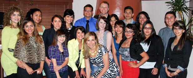 Scholarship Recipients   The Sparx & Lorenzo Antonio Foundation