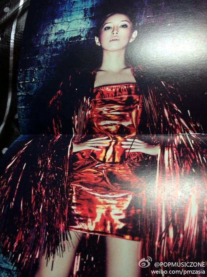 Ayus Ayumi Hamasaki Colours Booklet Scans