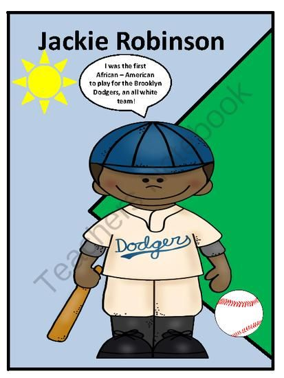 16 Best Images About Jackie Robinson On Pinterest Cut