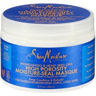 FREE Shea Moisture High Porosity Mongongo & Hemp Seed Oils Shampoo & Masque Sample!