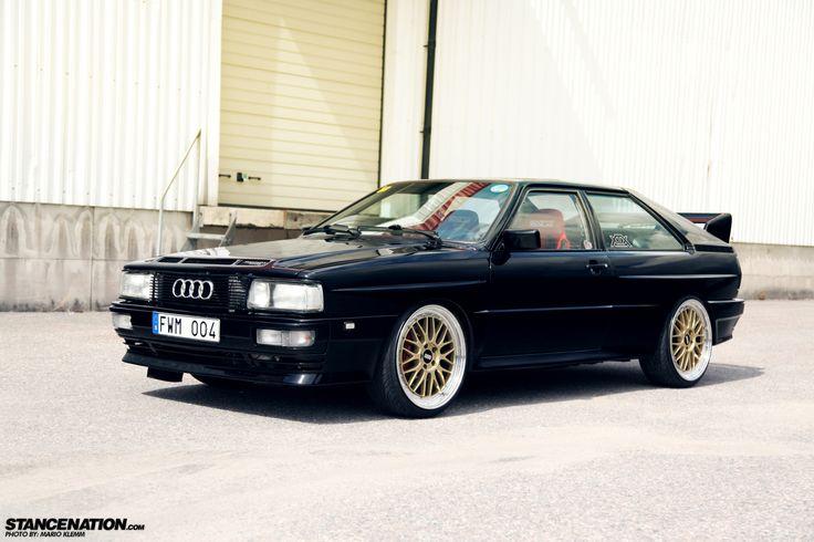 500+WHP Audi Ur-Quattro.