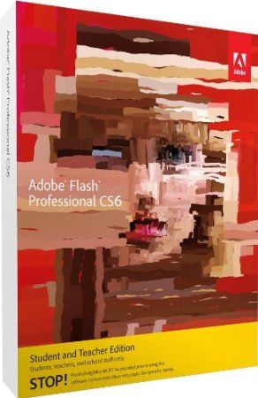 Adobe Flash Professional CS6 Student and Teacher Edition software is a powerful authoring tool for creating animation and multimedia content. Leverage extensive integration with Adobe Photoshop, Illustrator, and After Effects software. With pixel-precise drawing tools, professional typography, efficient coding features, high-quality video, and sprite sheet generation, you can deliver immersive interactive experiences that present consistently to audiences practically anywhere.  Price…