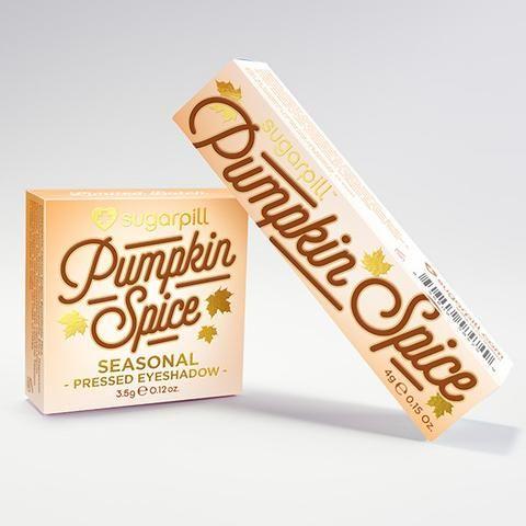 Pumpkin Spice Lip & Eye Duo