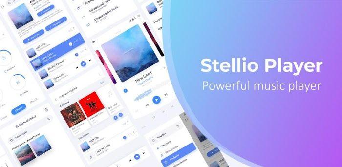 Stellio Music Player Premium 5 0 0 apk – advanced player