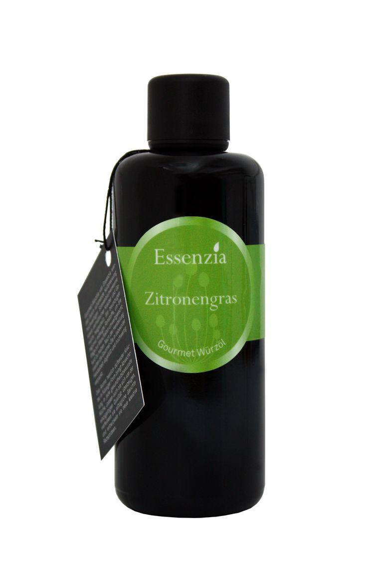 Essenzia - Zitronengrasöl (100ml)