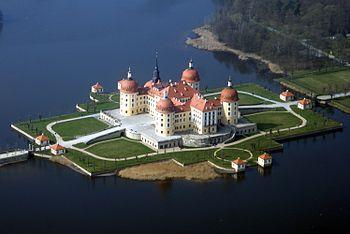 Schloss Moritzburg (Sachsen) – Tři oříšky pro Popelku