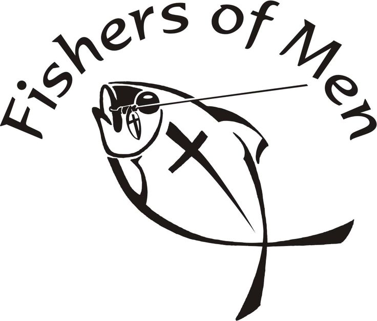 Fishers Of Men Coloring Page