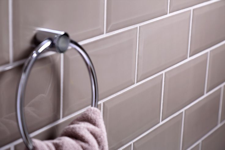 Authentic mink brick bathroom wall tiles #bathroomfurniture #tiles #myutopia