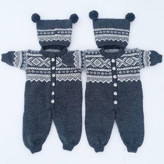 ♡ Tvilling strikk ♡ - ♡ Baby- & Barnestrikk ♡ (@babystrikk)