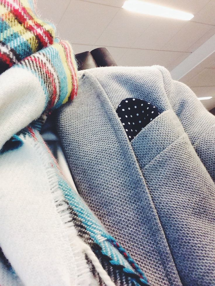 Scarf from Urban Outfitters, hankerchief from Primark, jacket from Zara