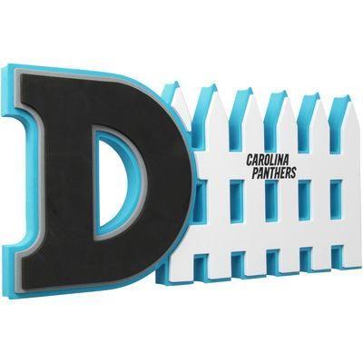 Foam Fanatics NFL 3D Foam Defense Sign - Carolina Panthers