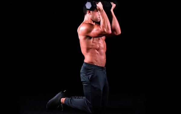 The Ultimate Arm Workout Only Takes 12 Minutes