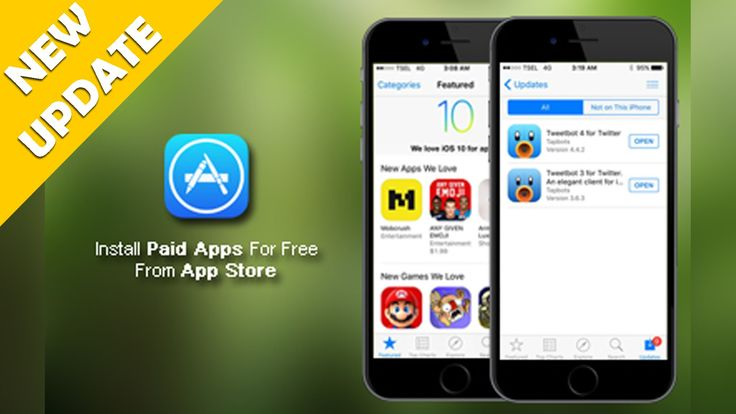 [UPDATE] How To Install Paid Apps For Free From APP STORE For iOS 10 iPh...