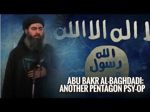 NewsBud: Abu Bakr al Baghdadi: Another Pentagon Psy-Op – by Kurt Nimmo