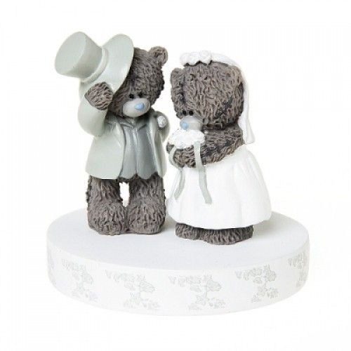 Tatty Teddy Me To You Wedding Cake Topper. Available @ Li'l Treasures $18. (International Shipping available)