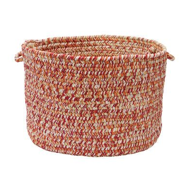 Colonial Mills Catalina Sun-Soaked Utility Basket | Wayfair