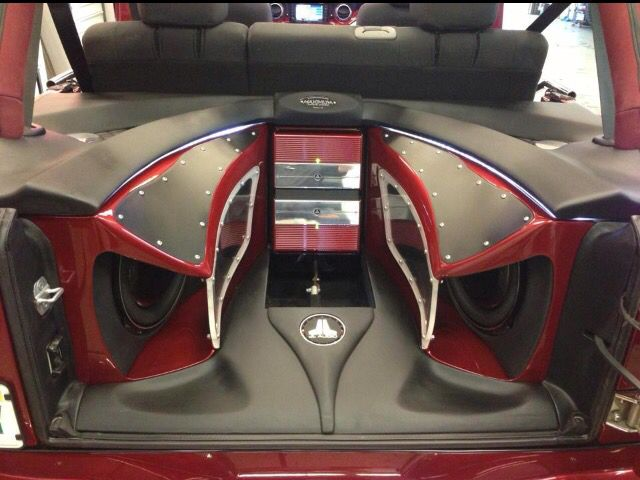 Custom Audio Sound System Upgrade   Tint World Car Audio Video Systems