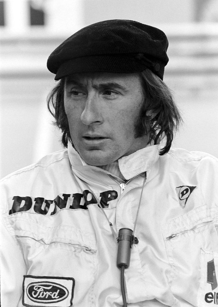 Sir Jackie - Jackie Stewart (Scotland) won the Formula 1 World Championship in 1969 driving for Matra and in 1971 and 1973 for Tyrrell