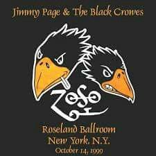 Jimmy Page & The Black Crowes