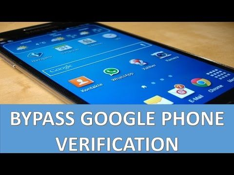 How To Bypass Google Account Verification On Lg V20 How to