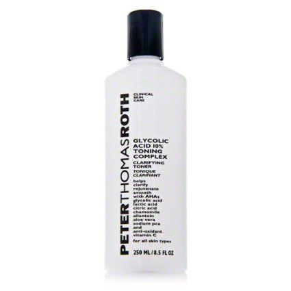 Amazon.com: Peter Thomas Roth Glycolic Acid 10% Toning Complex: Health & Personal Care