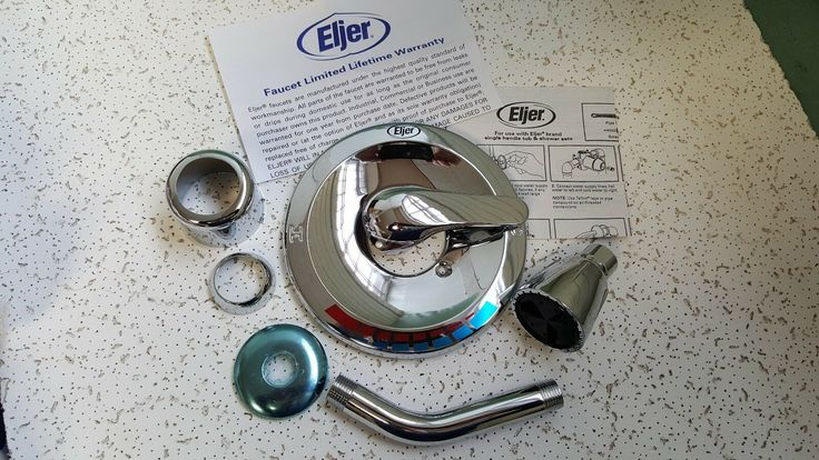 Lincoln Products Tub And Shower Rebuild Kit For Eljer Luster Line