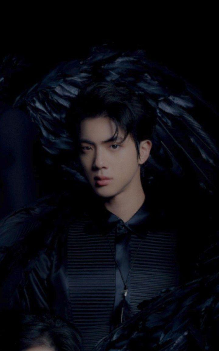 Namjoon Rm Seokjin Jin Yoongi Suga Hoseok Jhope Hobi Jimin Taehyung V Jungkook Icon Bts Aesthetic Dark Wallpaper Di 2020 Gambar Selebritas Pria