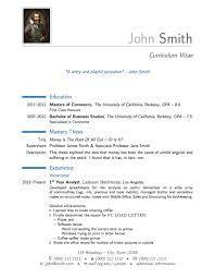 Bildresultat För Cv Template Academic  Academic Cv Template