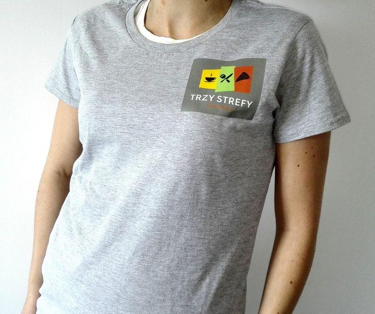 #koszulka dla #team'u #restauracji Trzy Strefy