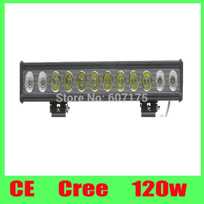 ==> [Free Shipping] Buy Best factory wholesale 25'' DC 10V-45V led light bar IP67 cree 120w led light bar led offroad light led working light for SUV jeep Online with LOWEST Price | 2019534118