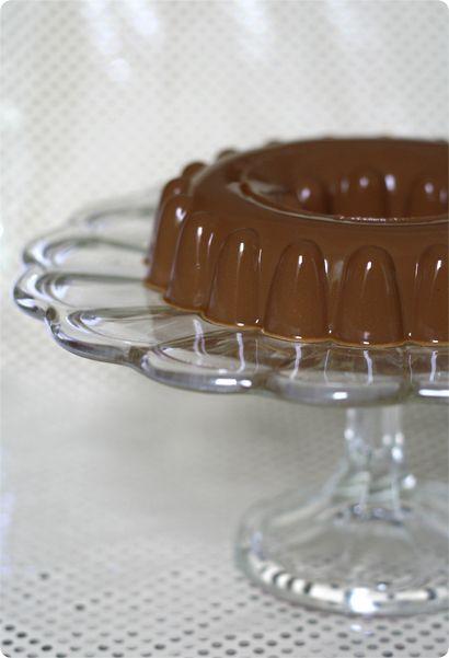 **Dark chocolate sugar-free agar jelly (Made it. Ok, but a little odd)