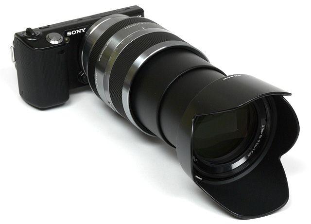 Sony E 18-200mm f/3.5-6.3 OSS (Sony NEX) - Review / Lens Test Report
