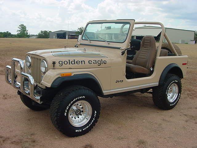 1980 CJ7 from Austin Jeeps